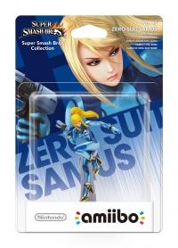 amiibo Smash Zero Suit Samus 40