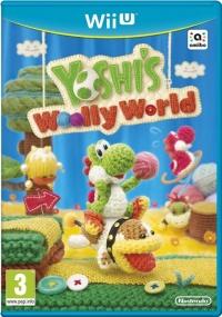 WiiU Yoshi's Woolly World