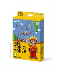 WiiU Super Mario Maker + Artbook