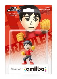 amiibo Smash Mii Fighter 48