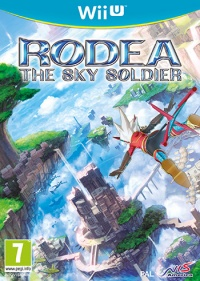 WiiU Rodea the Sky Soldier