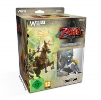 WiiU The Legend of Zelda: TP HD+amiibo+soundtrack