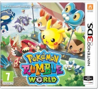 3DS Pokémon Rumble World