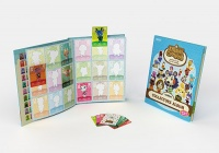 3DS Animal Cr.Collector's album+1set of card Vol.3