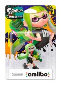 amiibo Splatoon Green Girl