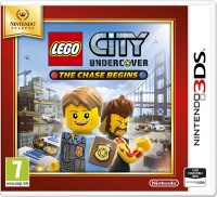 3DS LEGO City Undercover: The Chase Begins Select