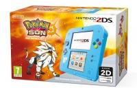 Nintendo 2DS Pokémon Ed. + Pokémon Sun pre-install