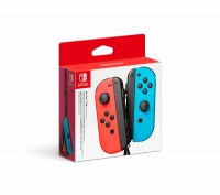 Joy-Con Pair Neon Red/Neon Blue