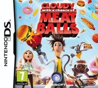 NDS Cloudy with a Chance of Meatballs