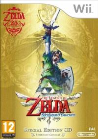 Wii The Legend of Zelda: Skyward Sword + music CD