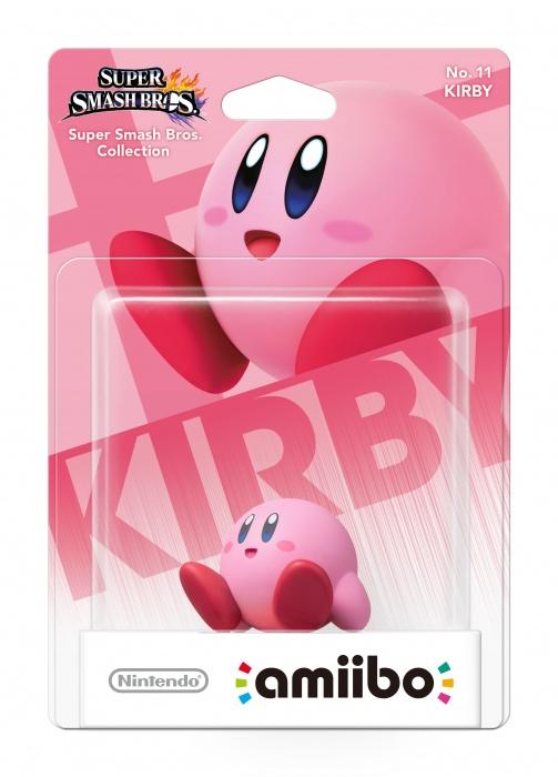 amiibo Smash Kirby 11