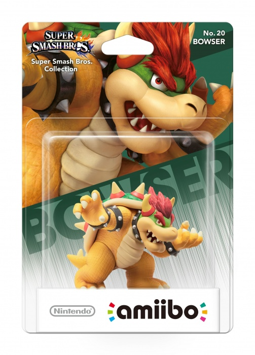 amiibo Smash Bowser 20