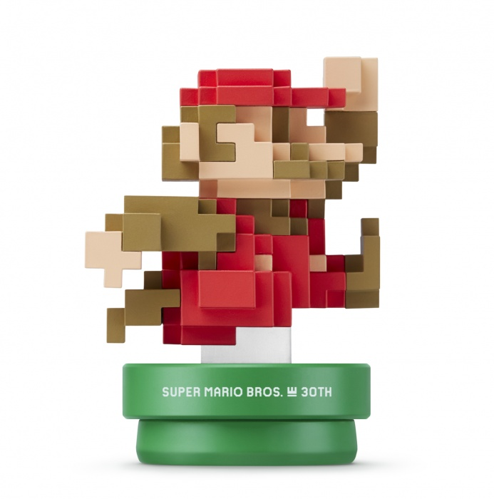 amiibo 30th Anniversary - Classic Colours Mario