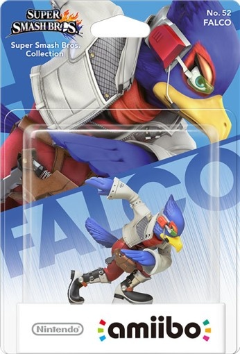 amiibo Smash Falco 52