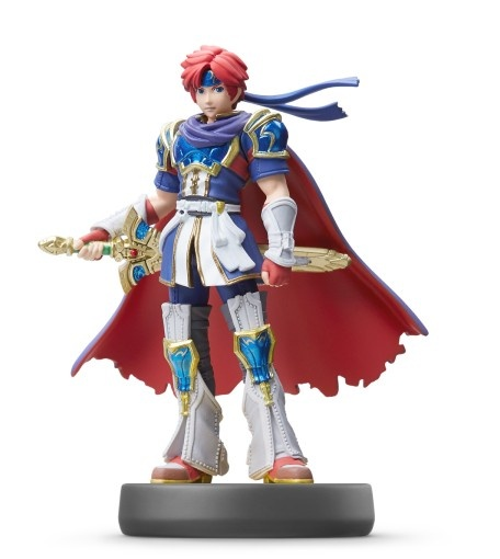 amiibo Smash Roy 55