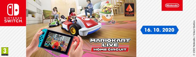 SWITCH Mario Kart Live Home Circuit