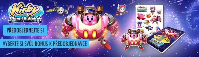 Kirby: Planet Robobot - Předobjednejte si