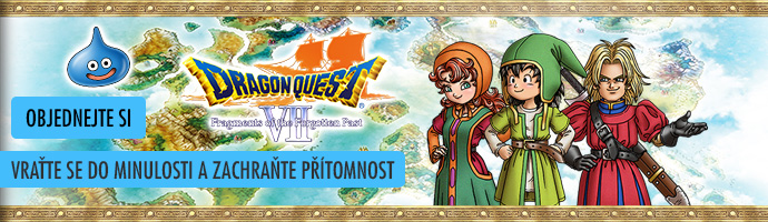 Objednejte si: 3DS Dragon Quest VII Fragments of the Forgotten