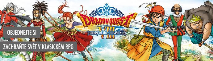 3DS Dragon Quest VIII: objednejte