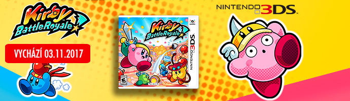 3ds kirby Battle Royal