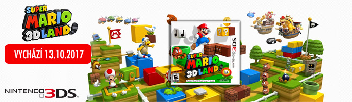 3ds super mario 3d land slect