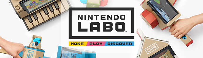 SWITCH NINTENDO LABO