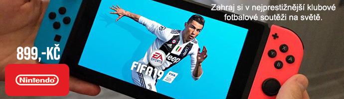 AKCE FIFA 19