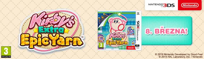 3DS Kirbys Extra Epic Yarn