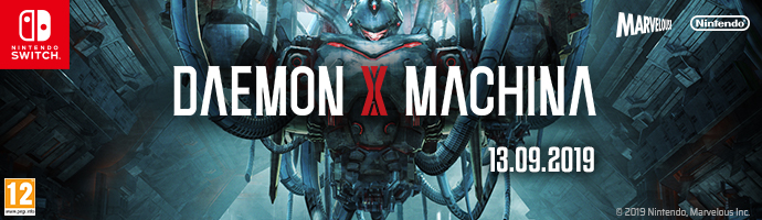 SWITCH Daemon X Machina