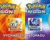 Pokémon Sun a Pokémon Moon dorazili do Evropy
