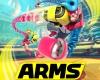 Nintendo detailně představilo chystanou hru ARMS pro konzoli Nintendo Switch