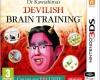 Je na čase zase jednou potrénovat mozkové závity s dalším dílem série Dr Kawashima's Devilish Brain Training, který dnes dorazil do Evropy