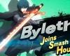 Byleth z Fire Emblem: Three Houses jako další hratelná postava v Super Smash Bros. Ultimate