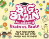 Zapojte svůj důvtip ve hře Big Brain Academy: Brain vs. Brain, která 3. prosince vychází na Nintendo Switch