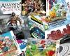 Lednové slevy na hry Nintendo Wii U a Nintendo 3DS