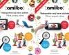 Dvojice nových brožurek představuje nové edice amiibo figurek stejně jako kompatibilní tituly pro Wii U a všechna zařízení z rodiny Nintendo 3DS