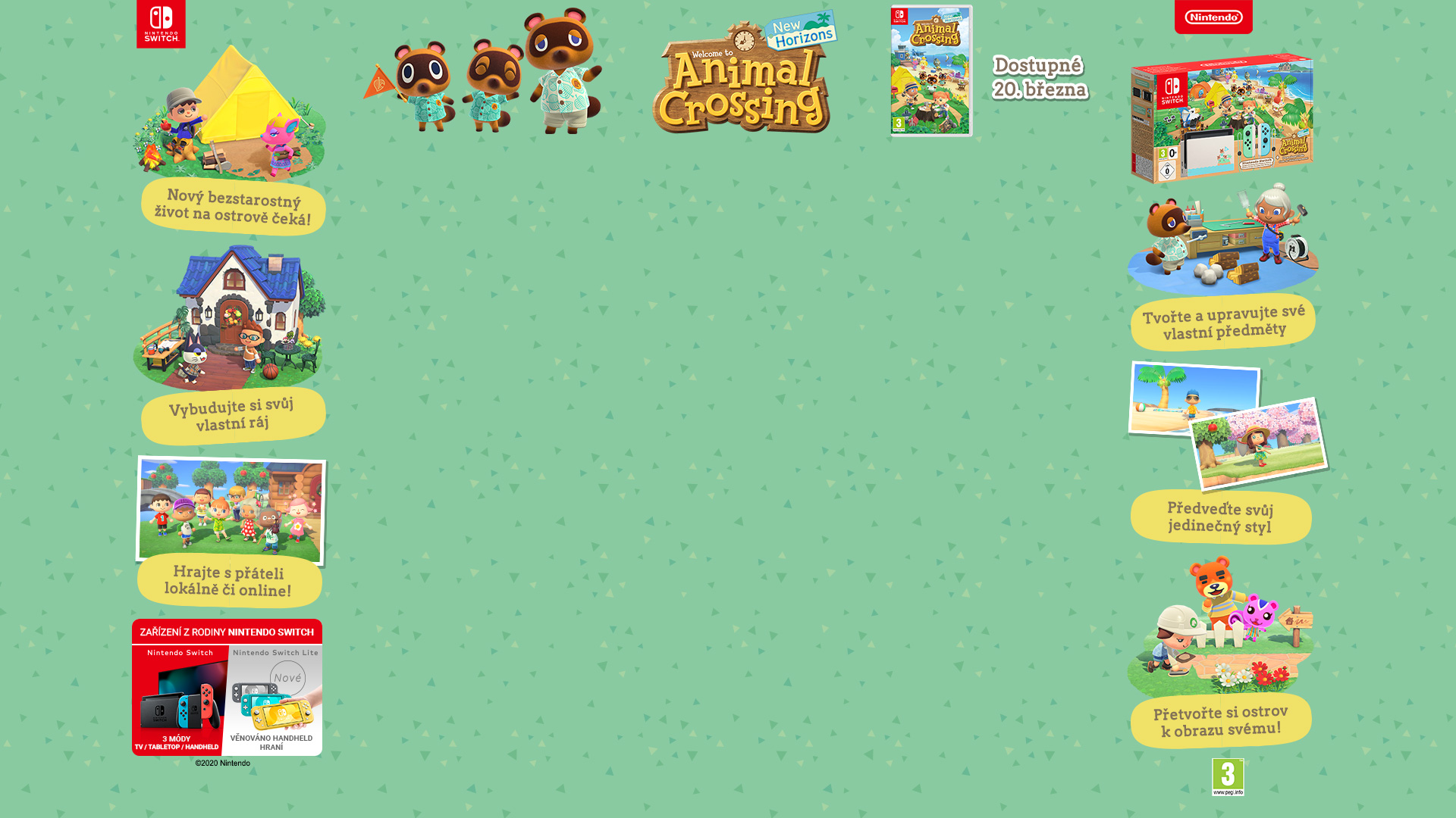 NINTENDOSHOP SWITCH Animal Crossing: New Horizons