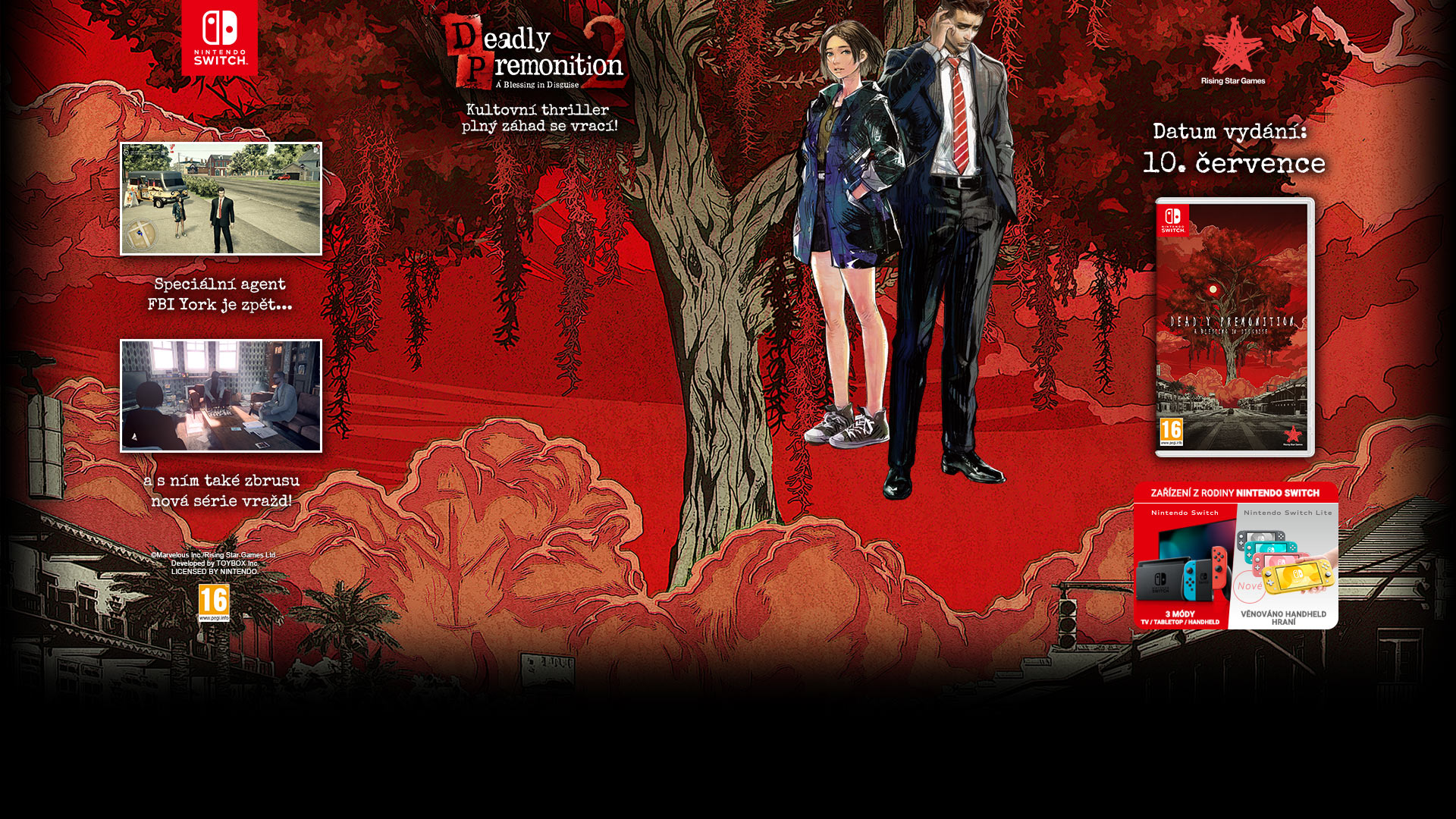 NINTENDOSHOP Deadly Premonition 2